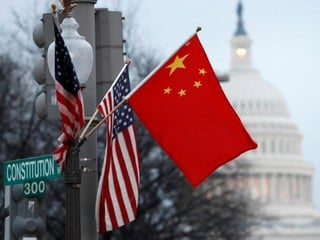 Chip Wars: Tech Rivalry Underlies US-China Trade Conflict