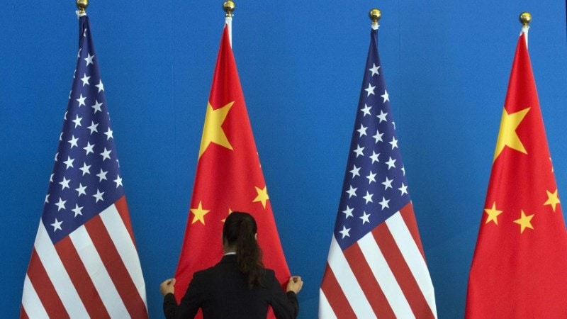 China Push to End Reliance on US Tech at Trade Fight's Core
