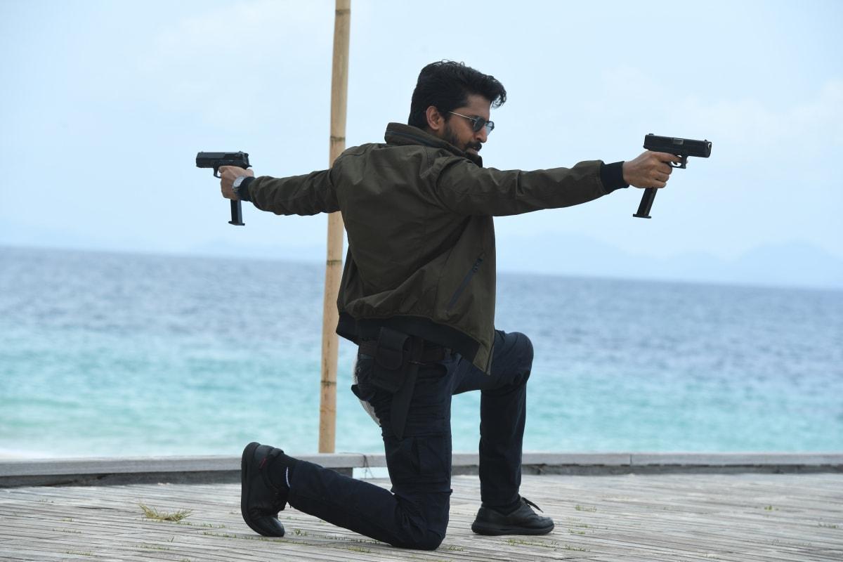 अमेजन प्राइम वीडियो ने तेलुगु फिल्म 'वी' को ओवर डेफिमेशन सूट को हटाने के लिए कहा