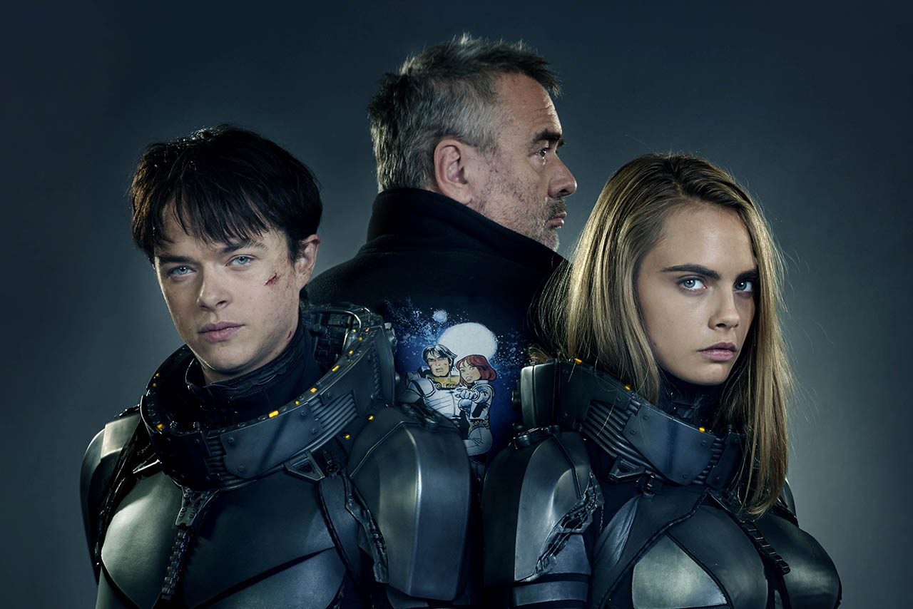 Netflix in Talks With Luc Besson for Multi-Picture Deal: Report