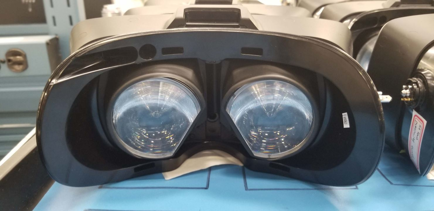 valve vr headset 2 Valve VR headset