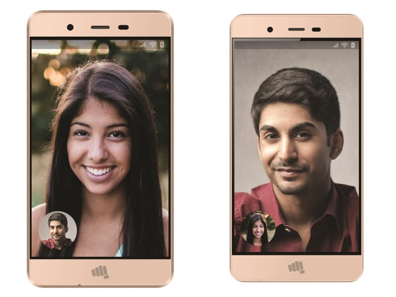 Micromax Vdeo 1, Vdeo 2 With VoLTE Support, Video Calling Feature Launched