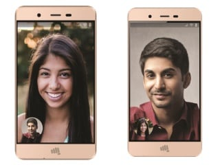 Micromax Launches New 'Vdeo' Range of Video Calling Smartphones