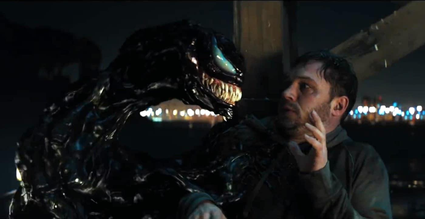 Venom Trailer: Tom Hardy's Anti-Hero Meets Riz Ahmed's Riot