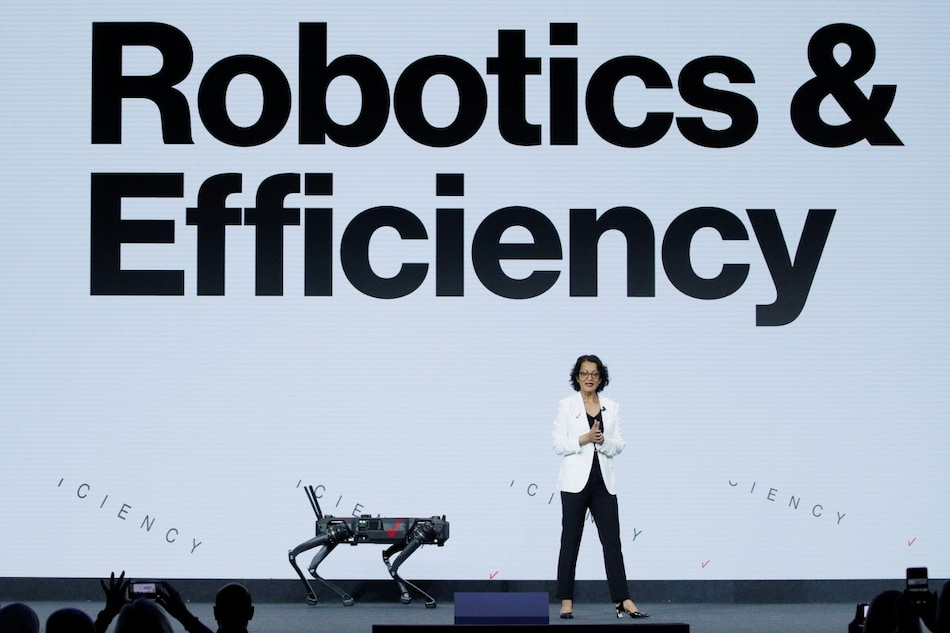 MWC 2021: Verizon Shows Off 5G-Connected Robots at Barcelona Conference