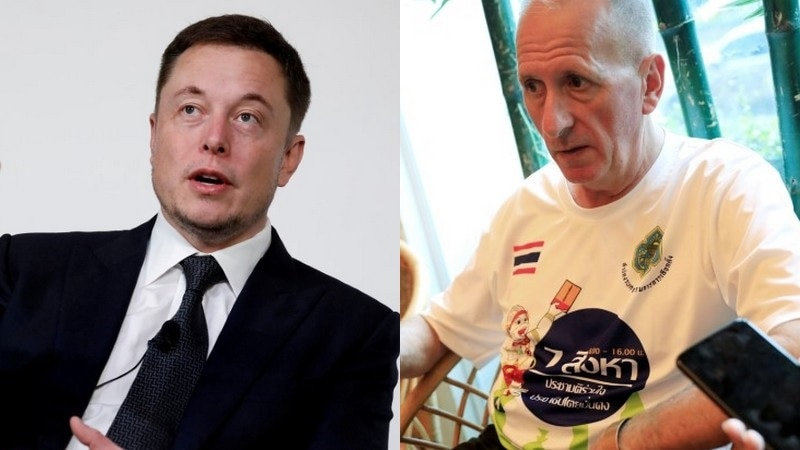 Elon Musk Slapped With Lawsuit for Calling Thai Cave Rescuer a Paedophile