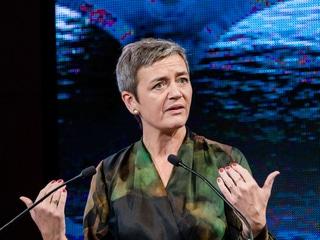 Tech Giants Brace as Vestager 2.0 Gets EU Power Upgrade