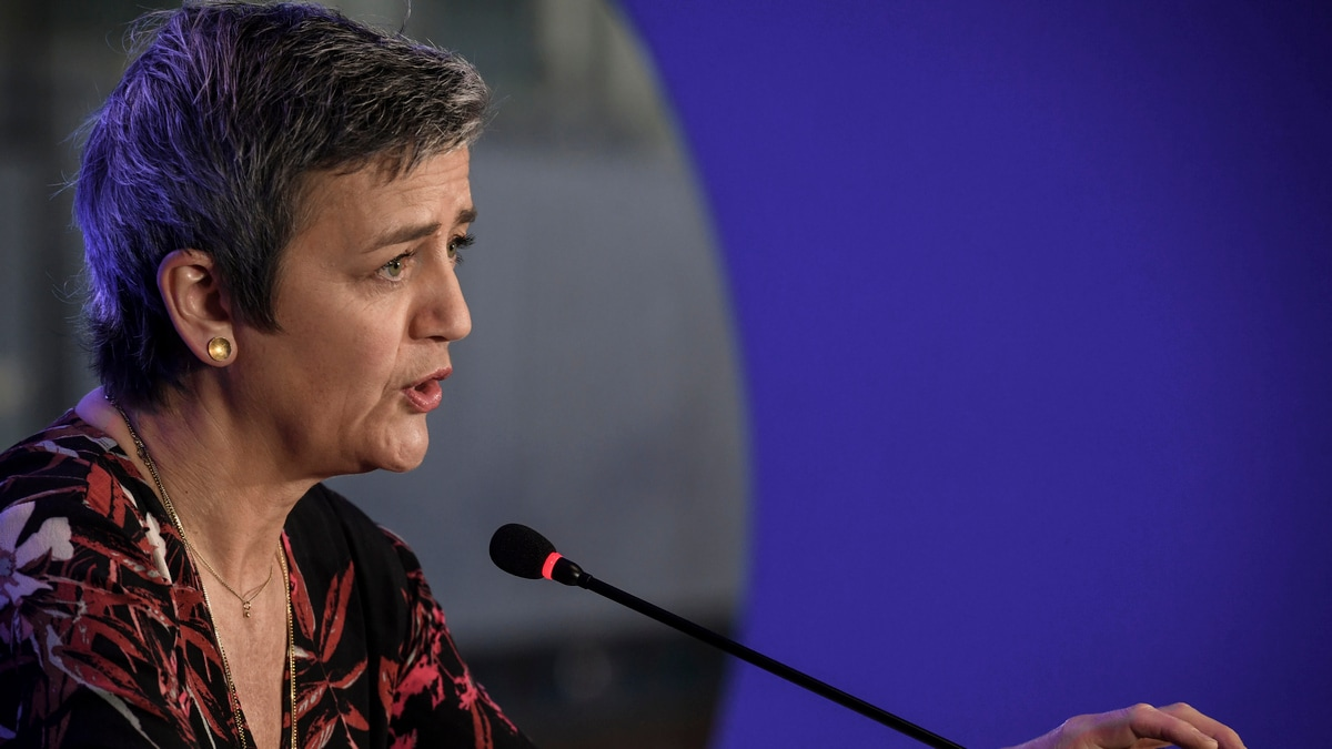 Google's Antitrust Proposal Not Helping Shopping Rivals: EU's Vestager