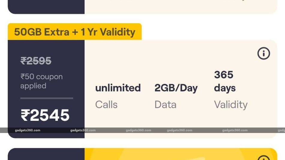 Vi Subscribers Get Access to Voot Select Premium Content for Free, Rs. 2,595 Prepaid Plan Offers 50GB Extra Data