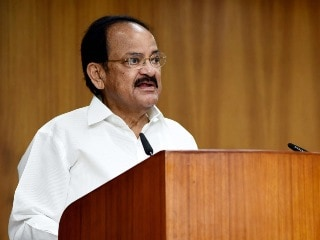Twitter Briefly Removed Verified Badge From Vice President Venkaiah Naidu's Personal Account