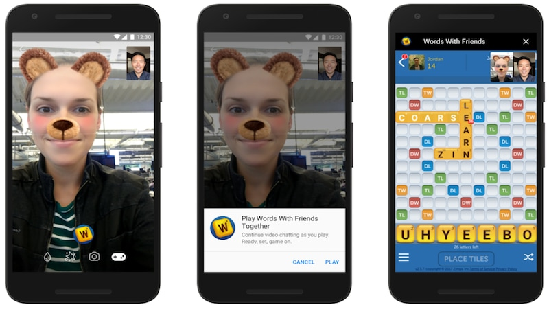Livestreaming, New Games Coming to Facebook Messenger