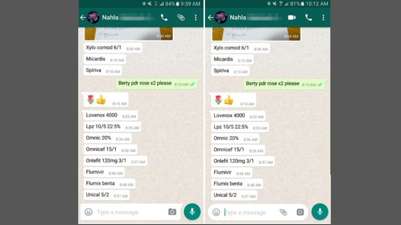 WhatsApp for Android May Soon Move Attachment Button