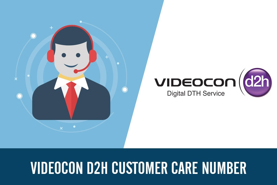 Videocon D2H Customer Care Number, Toll Free, Complaint & Helpline