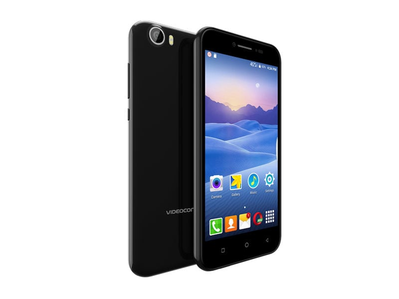 Videocon Krypton 22 With IR Blaster, 4G VoLTE and VoWiFi Support Launched at Rs. 7,200