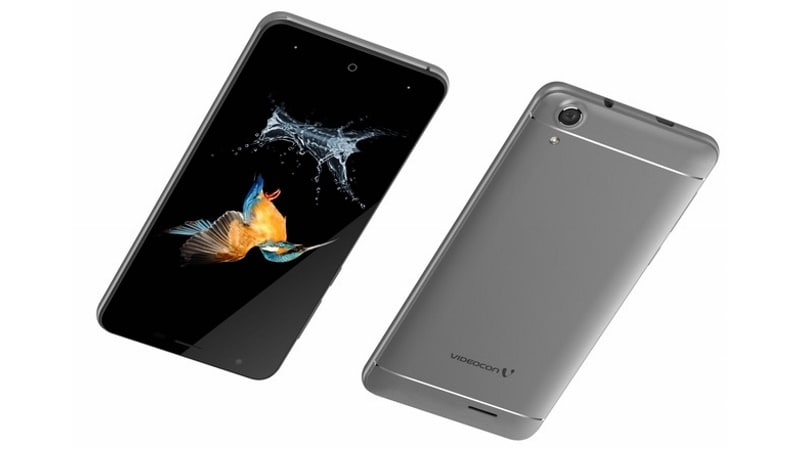 Videocon Metal Pro 2 4G With 4G VoLTE Support Launched in India: Price, Specifications