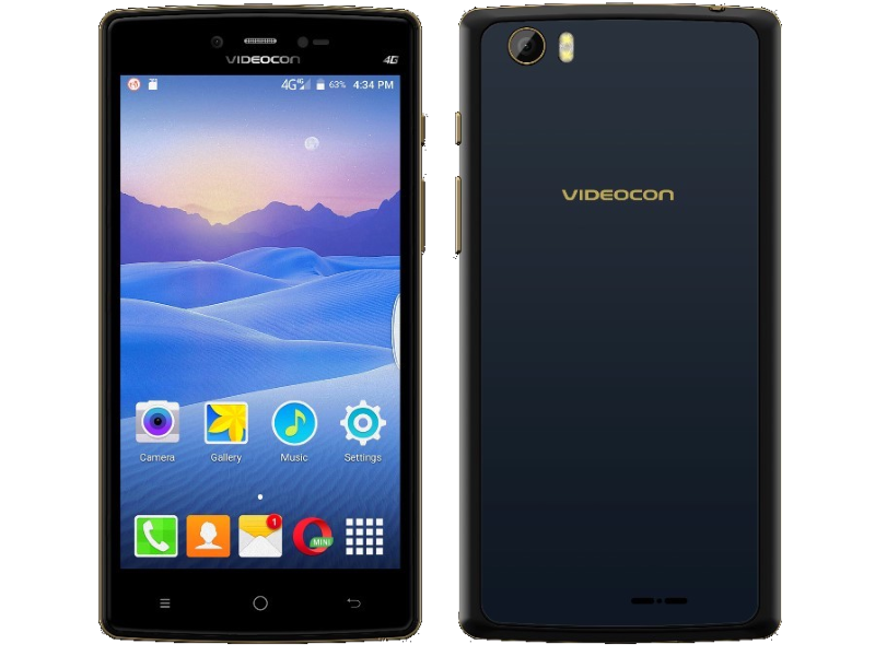 Videocon Ultra30 With 4G VoLTE Support, Front Flash, 4000mAh Battery Launched at Rs. 8,590