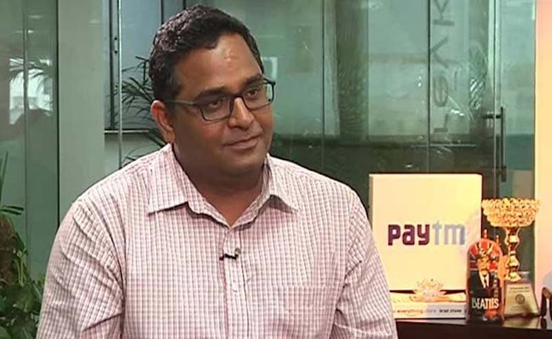 'Just Wanted to Motivate My Team': Paytm's Vijay Shekhar on Viral Speech