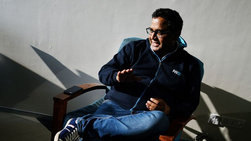 Paytm Wants to Cash in on Amazon's India Distress