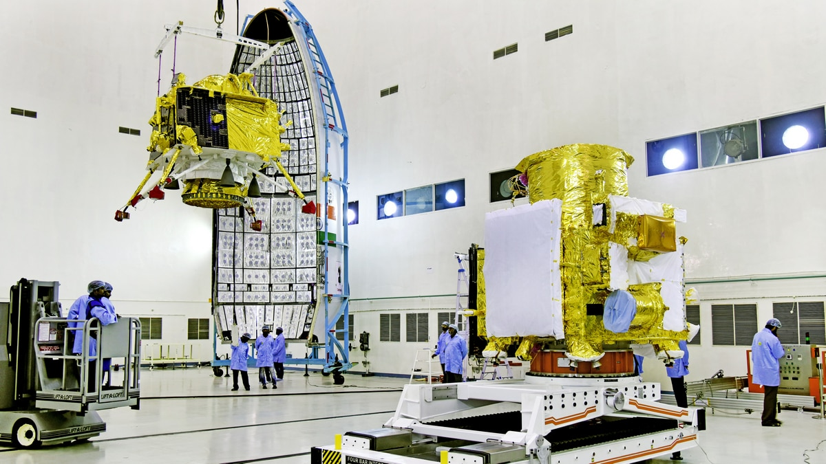Chandrayaan-2: Lack of Pressure in Helium Tanks May Have Led to Mission Abortion