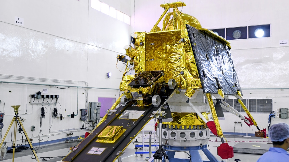 Chandrayaan-2 Successfully Separates From Vikram Lander Carrying Pragyan Rover: ISRO