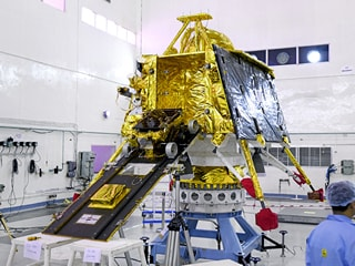 Chandrayaan-2 Vikram Lander: Space Failure Part of Big Game, NASA-JPL CTO Says