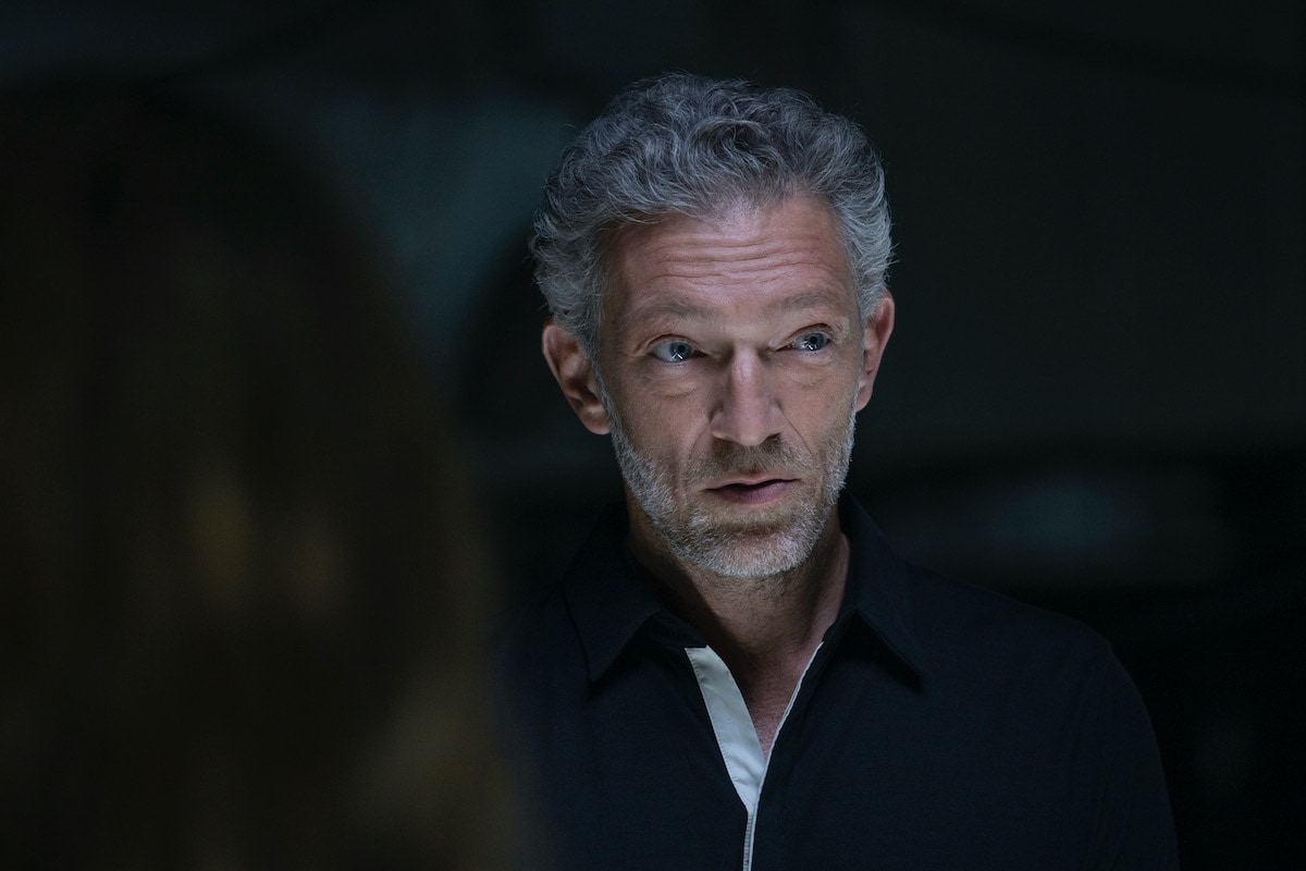 vincent cassel Serac Westworld season 3 episode 8
