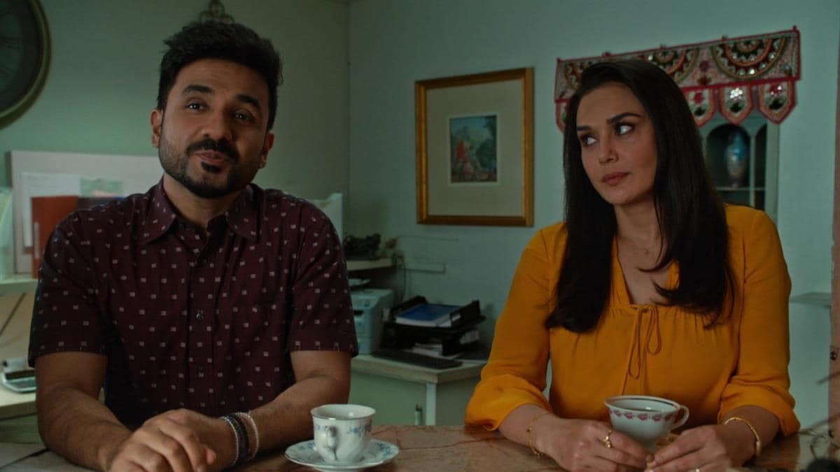 vir das preity zinta Vir Das Preity Zinta Fresh Off the Boat Magic Motor Inn