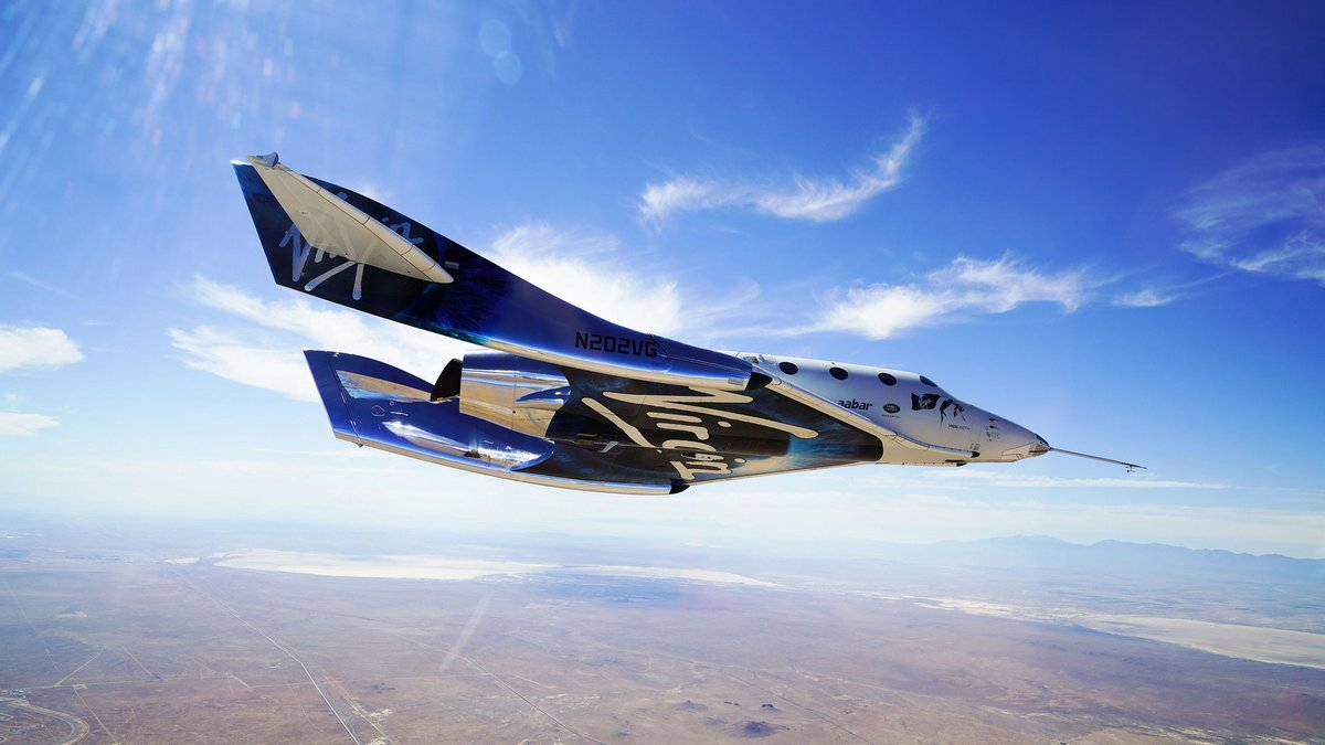 virgin galactic full
