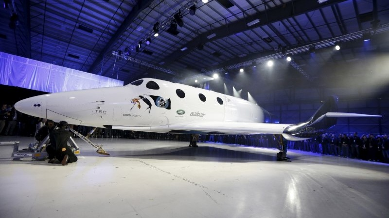 Virgin Galactic Tests Rocket Ship, Three Years After Fatal Accident