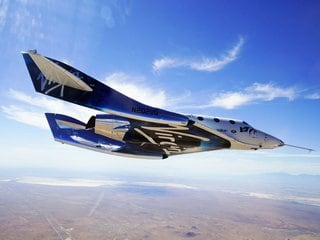Virgin Galactic Says It Will Fly Italian Researchers