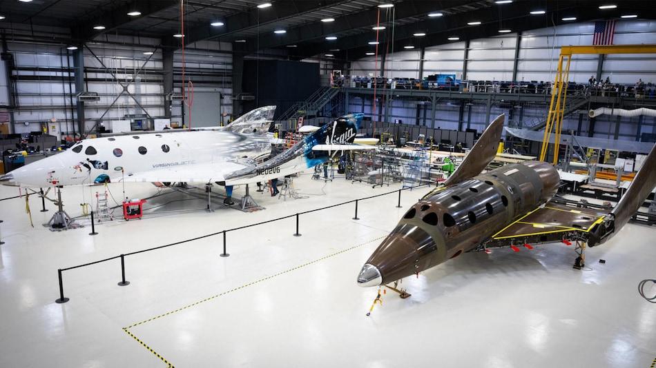 Virgin Galactic dari Richard Branson Merencanakan Uji Terbang Baru untuk Pesawat SpaceShipTwo