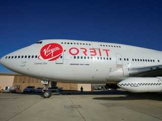 Richard Branson's Virgin Orbit Reaches Space for the First Time With Its Air-Launched Rocket