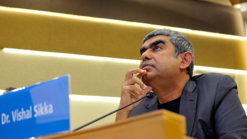 Infosys CEO Vishal Sikka, board face heat from founders