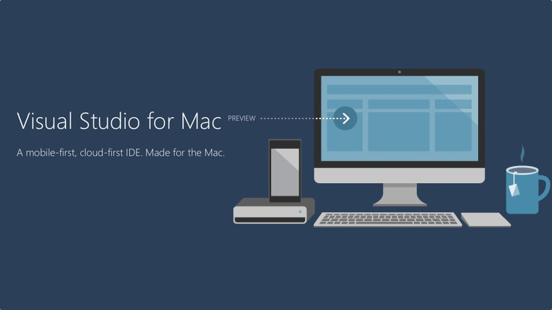 Microsoft Visual Studio for Mac, Visual Studio 2017 Release Candidate for Windows Launched