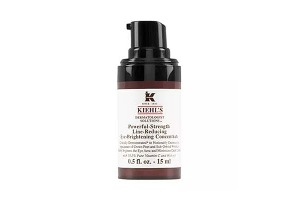best vitamin c serum india Kiehl's Powerful-Strength Line-Reducing Eye-Brightening Concentrate