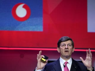 Vodafone's Vittorio Colao to Step Down in October