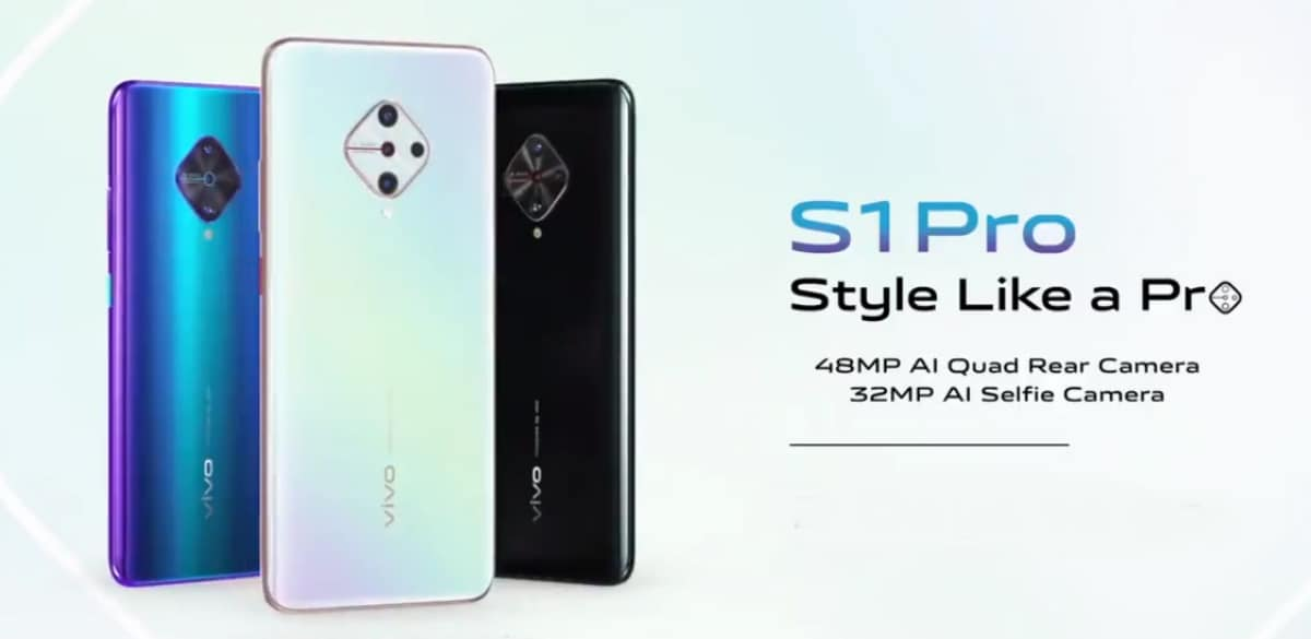 Vivo S1 Pro Colour Options Revealed Ahead of India Launch Tomorrow