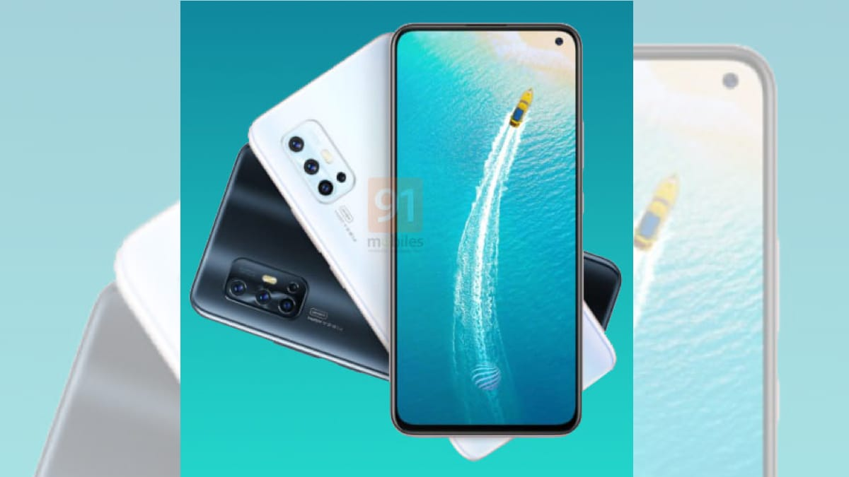 Vivo V17 India Variant to Feature Hole-Punch Display, L-Shaped Quad Camera Setup: Report