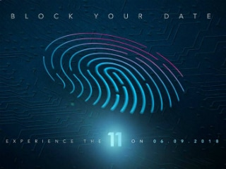 Vivo V11 India Launch Expected as Vivo Readies to Host September 6 Event