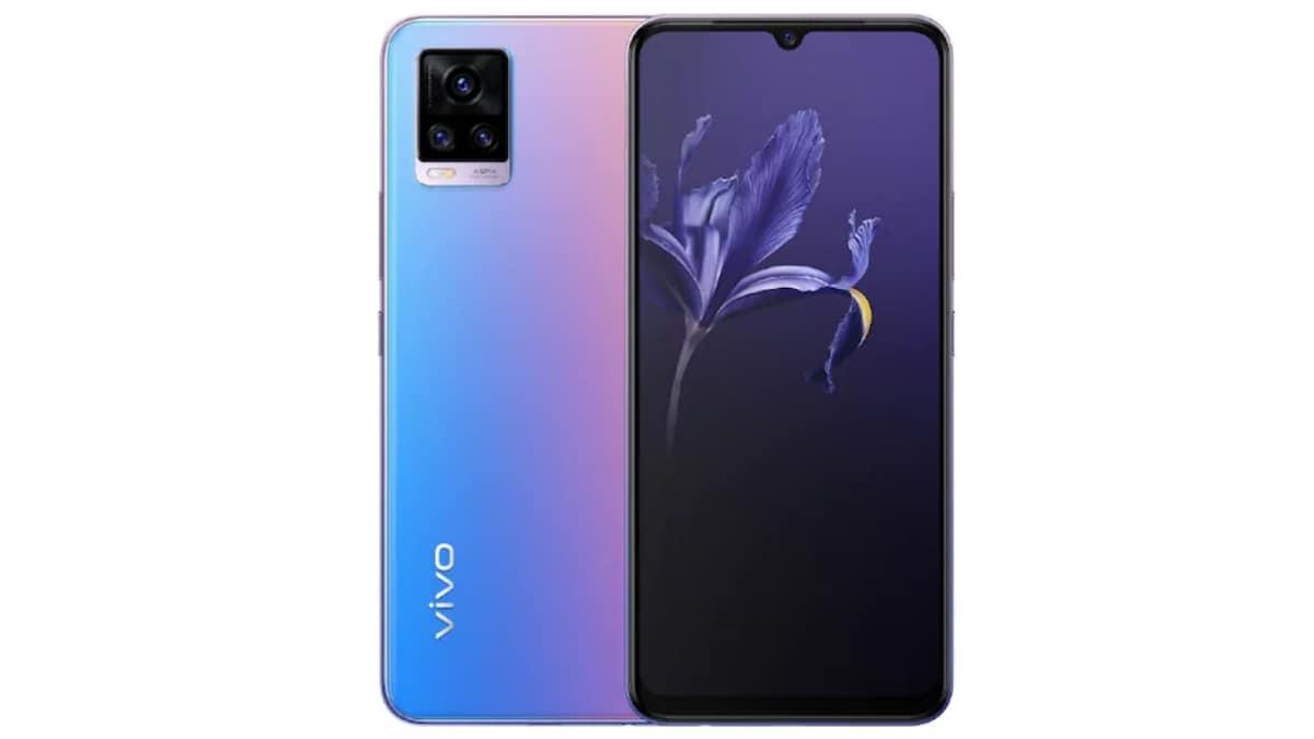 Điện thoại di động Vivo V20 - 8GB/128GB - Chính hãng