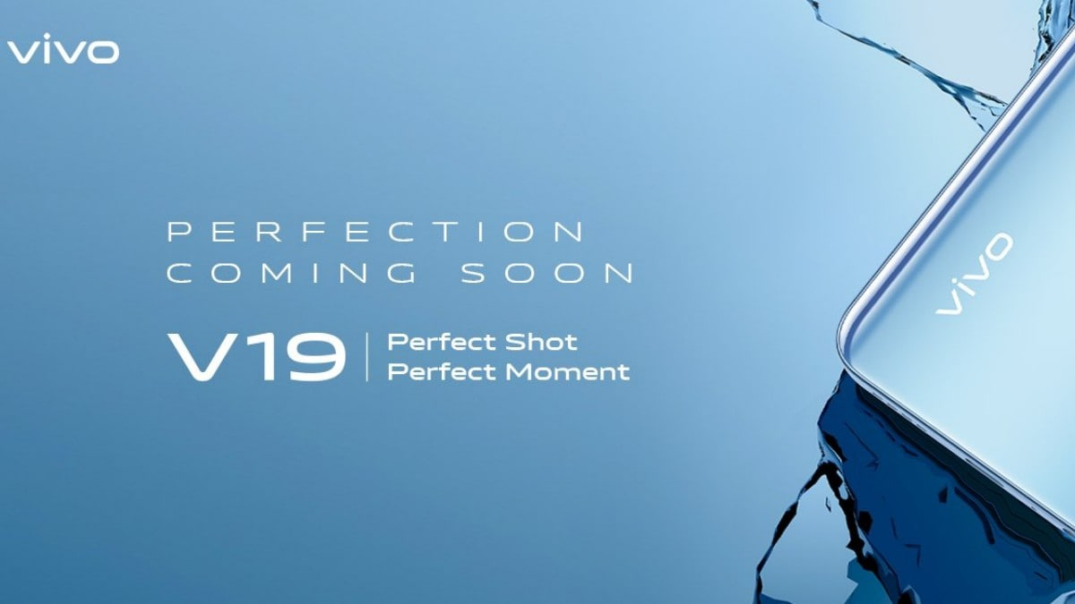 Vivo V19 Launch in India: Price, Specifications, and Everything We Know So Far