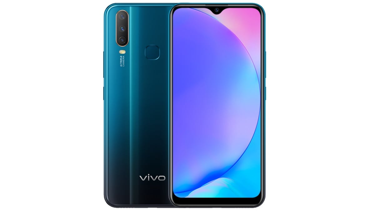 Vivo Y17 With Triple Rear Cameras, 5,000mAh Battery Launched in India; Price, Specifications