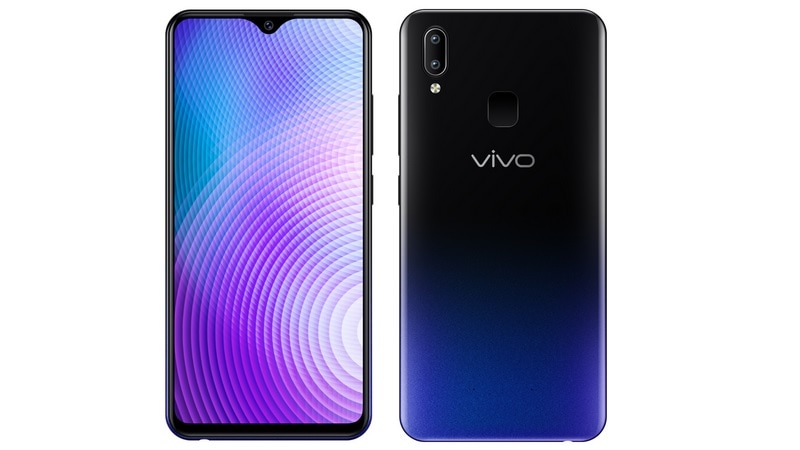 Vivo Y91 With Dual Rear Cameras Dewdrop Notch Launched In India