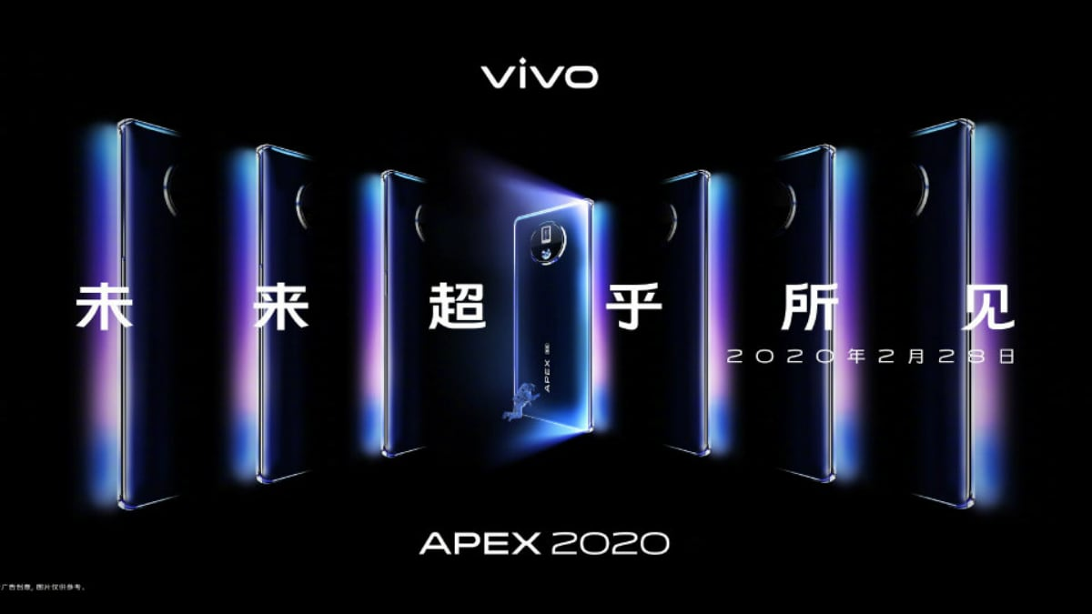 Image result for vivo apex 2020
