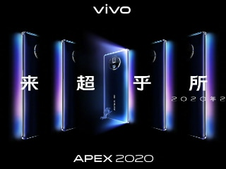 Vivo Apex 2020 Concept Phone Set to Launch on February 28: All Details