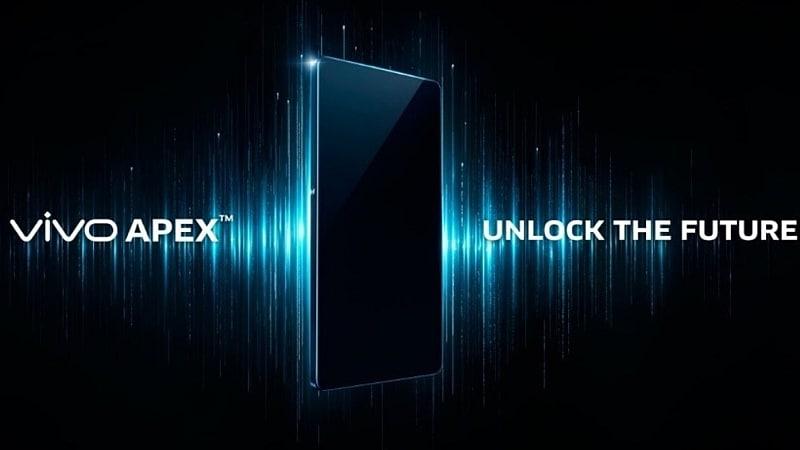 वीवो एपेक्स कंसेप्ट फोन से एमडब्ल्यूसी 2018 में उठा पर्दा, आधी स्क्रीन है फिंगरप्रिंट सेंसर