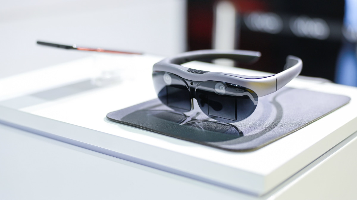 Vivo AR Glasses with Jovi digital assistant announced at MWC Shanghai