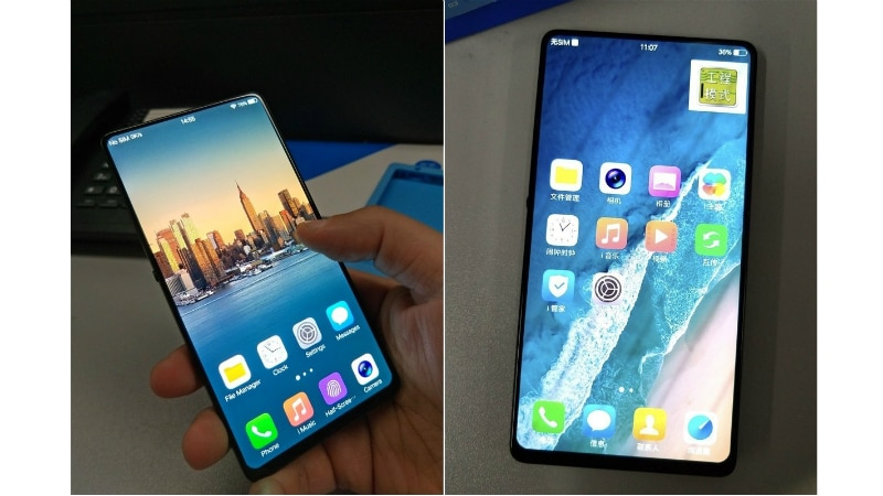 Vivo Rumoured to Be Working on Completely Bezel-Less Smartphone