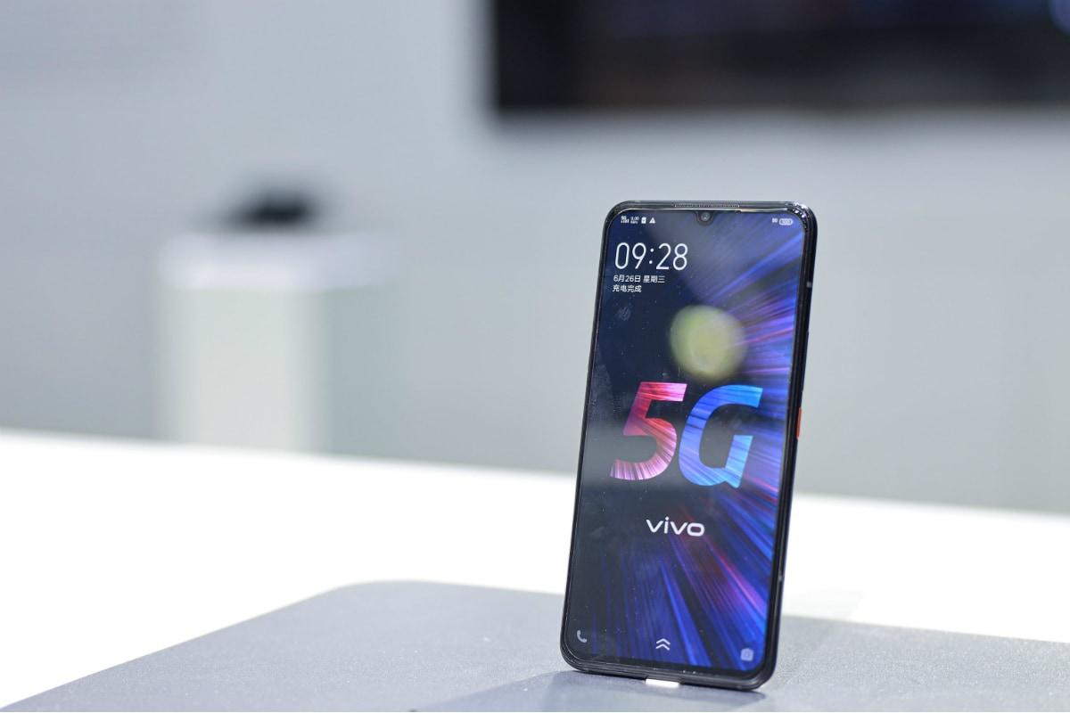 Vivo iQoo 5G स्मार्टफोन और वीवो एआर ग्लास से उठा पर्दा