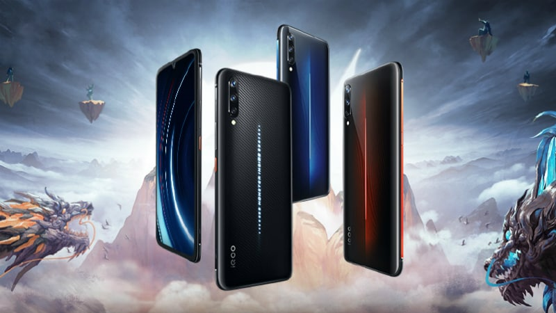 Vivo iQoo Gaming Phone With Triple Rear Camera Setup, Snapdragon 855 SoC Launched: Price, Specifications
